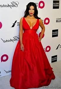 Kim Kardashian Red Carpet Dresses 2016 2017 B2B Fashion
