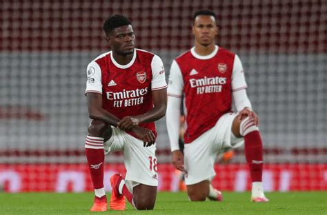 Arsenal Predicted Lineup vs Crystal Palace: Thomas Partey Back