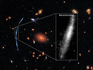 Hubble pushed beyond limits to spot clumps of new stars in ...