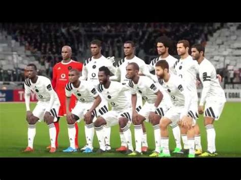 pes  gameplay kaizer chiefs  orlando pirates