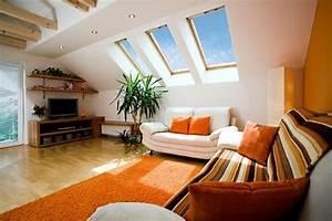 Teppich Unter Esstisch Ja Nein : m chten sie ein traumhaftes dachgeschoss einrichten 40 tolle ideen ~ Bigdaddyawards.com Haus und Dekorationen
