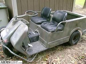 Armslist  Trade  1965 Harley Davidson Golf Cart
