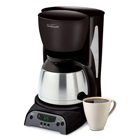 Sunbeam 3335 33 8 Cup Thermal Coffee Maker   Lowe's Canada