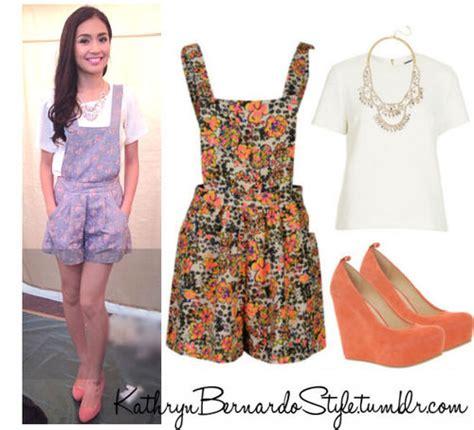 Fashion Outfits - Kathryn Bernardo