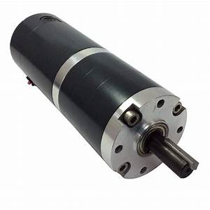 60mm 24 Volt High Speed 300rpm Electric Dc Planetary Gear