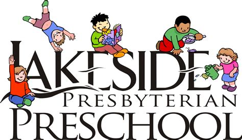 lakeside presbyterian church kindergarten preschool fort 182 | logo revamed preschool logo