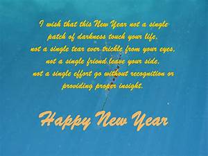 New Year Wishes for Friends 7 - Best New Year Wishes