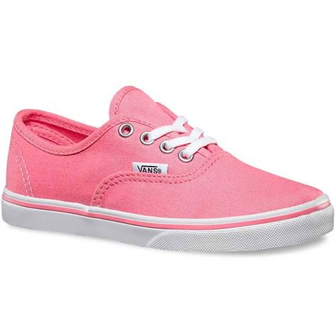 vans authentic lo pro strawberry white vn 0w6mgy7 youth