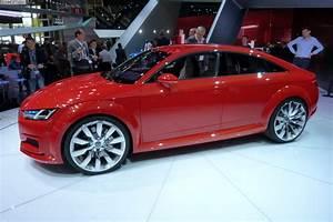Audi Paris : 2014 paris motor show audi tt sportback makes its debut ~ Gottalentnigeria.com Avis de Voitures