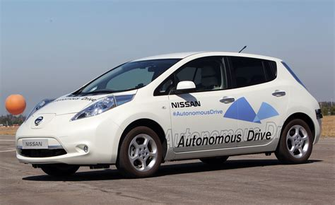 Nissan Autonomous Car 2020 nissan autonomous to be ready by 2020 machinespider