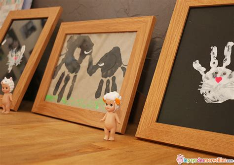 idees peinture chambre lapin et éléphant en empreinte de le pays des merveilles