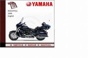 Yamaha Xvz13tf L  1999 Workshop Service Repair Manual