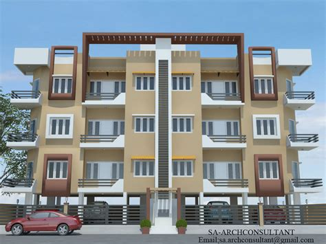 Types Of Apartment Buildings In India