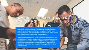 Houston Police Explorers: Central Post 2061 Recruiting Event