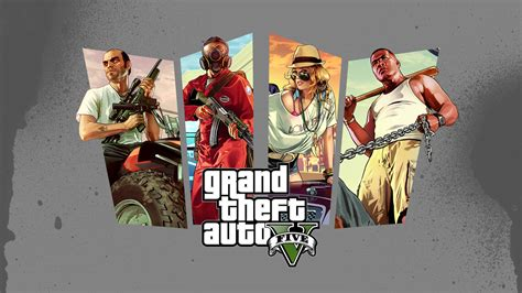 Gta V Ps4 Wallpapers