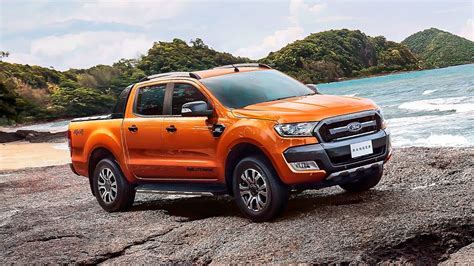 In virtually every respect, the 2021 ford ranger is a solid competitor in the midsize pickup truck arena. Facelifted Ford Ranger Wildtrak makes global debut, now ...