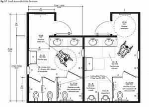 Impressive 40+ Ada Bathroom Door Opening Design Ideas Of