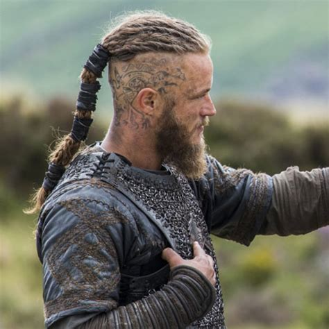 grooming kit ragnar lothbrok hairstyle