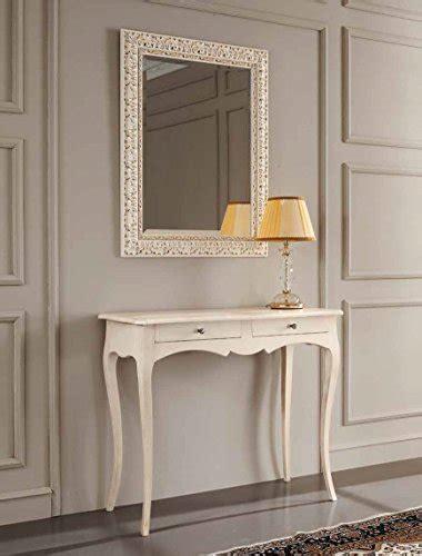 Consolle Ingresso Classiche - consolle classica ed elegante con specchiera grandi