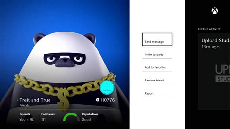 Twitter Like Friends App For Xbox One Shown Off For The