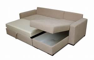 Canape Convertible Beige : canape d 39 angle convertible messi beige avila 3 ~ Teatrodelosmanantiales.com Idées de Décoration