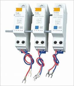 China Mini Circuit Breaker  Mcb  Shunt Under Voltage And Over Voltage Release