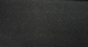 James Thompson Fabrics Micro Brush Twill Black