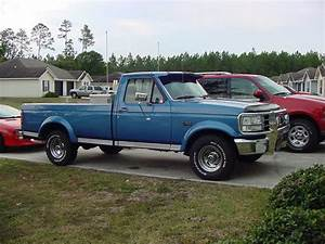 1993 Ford F-150 - Overview