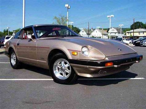 1984 Datsun 280zx by 1982 To 1984 Datsun 280zx For Sale On Classiccars