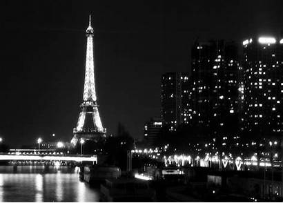 Paris Background Am Lights Night France Wall