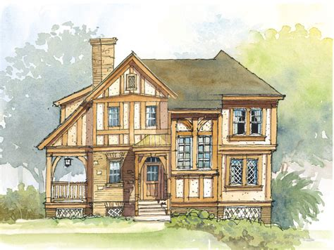 2 Bedroom House Plans With Porches by Two Bedroom Getaway With Porch 56148ad Architectural