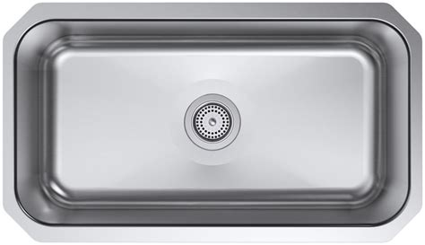 Under Mount Sinks by Faucet Com K 5290 Hcf Na In Stainless Steel By Kohler