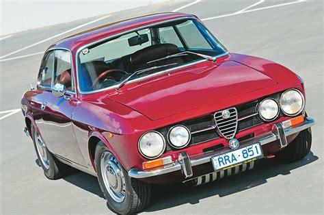 Alfa Romeo 105 by Alfa Romeo 105 Series Buyer S Guide