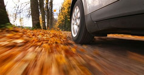 Stay Safe While Driving This Fall