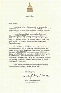 Hillary Clinton NASA Letter - Pics about space