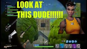 Fortnite NEW sniper shootout!! Clutch! - YouTube