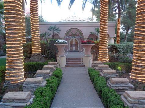 Garden Chapel At The Flamingo (las Vegas)