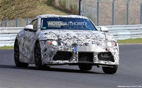 2019 Toyota Supra Spy Shots And Video  News About Cool Cars