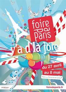 Place Gratuite Foire De Paris : invitation foire de paris le blog ma d coration maison ~ Melissatoandfro.com Idées de Décoration