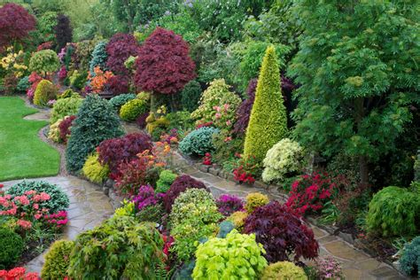 world garden images drelis gardens four seasons garden the most beautiful home gardens in the world