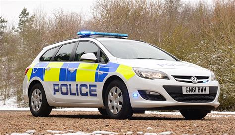 Police Spend £18million On Unmarked Vehicles Including