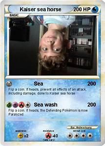 Pokémon Kaiser sea horse - Sea - My Pokemon Card