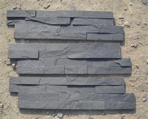 slate stacked tile china black slate stacked stone photos pictures made in china com
