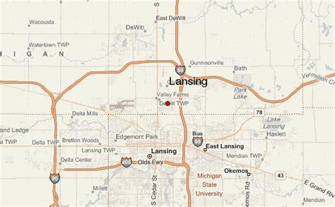 lansing location guide