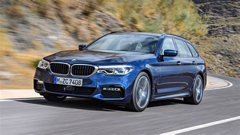 Review Bmw 5 Series Touring by 2018 Bmw 5 Series Touring Review Top Gear