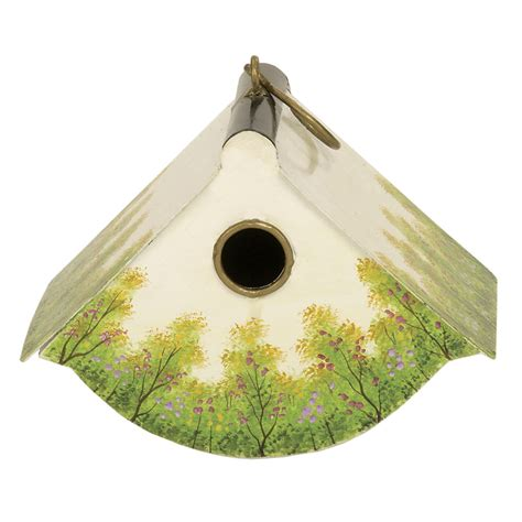 cozy den birdhouse hearth home garden accessories