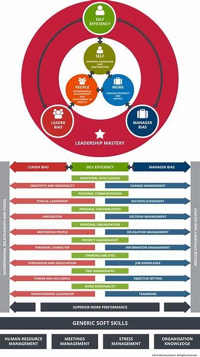Framework Development Leadership Ability Leader Soft Manager