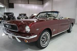 1966 Ford Mustang Convertible for Sale at Daniel Schmitt & Co.