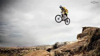 Downhill Mountain Wallpapers Biking 1080p Desktop Pc
