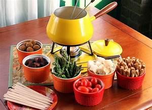 Dips Zum Fondue : 46 best images about fondue night on pinterest the ~ Lizthompson.info Haus und Dekorationen